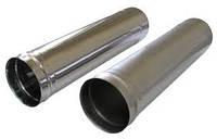 Труба из оцинкованной стали ф120 0,6 мм