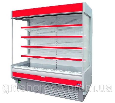 Холодильная горка Cold R-25P