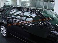 Дефлекторы боковых окон Sim для Audi A3 Хэтчбек 5 дверей 2003-12