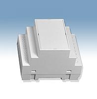 Корпус Z110 на DIN-рейку 105х90х65, фото 1