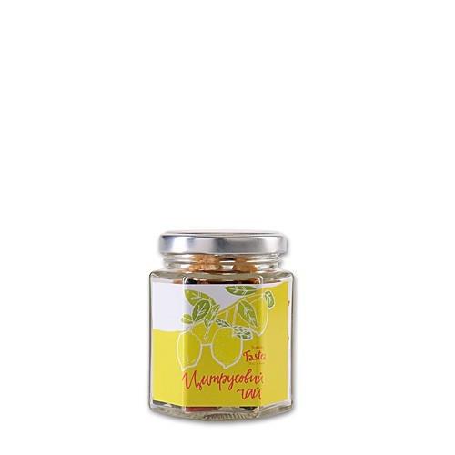 Цитрусовий чай Testea 50 грамм