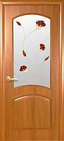 Двери межкомнатные Новый стиль Антре Ольха 3d ПО+Р1