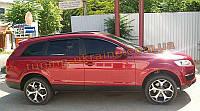 Дефлекторы боковых окон Sim для Audi Q7 Кроссовер 2014