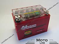 Аккумулятор АКБ 4А YTX4L-BS(iGEL) 12V4Ah/10HR Mototech