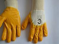 """Перчатки Нитрил """"G"""" (желтые 1сорт  размер 8,9,10)"""