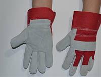 Перчатки Замш (плотный)