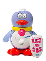 Интерактивный Пингвиненок Вилли на английском языке!!!