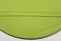 ТЖ 10мм елочка (50м) салатовый, фото 1