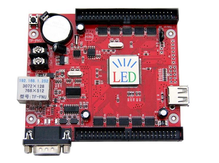 Контроллер для led дисплея TF-FNU (usb+rs232+lan) - Ledcorp светодиодное освещение в Одессе