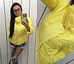 Женская куртка с брендовой нашивкой, фото 2