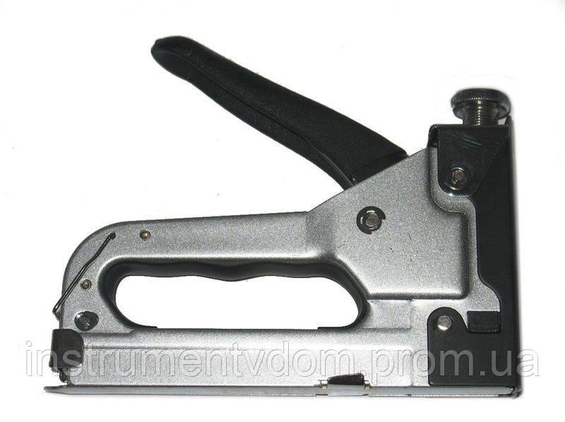 Степлер строительный механический
