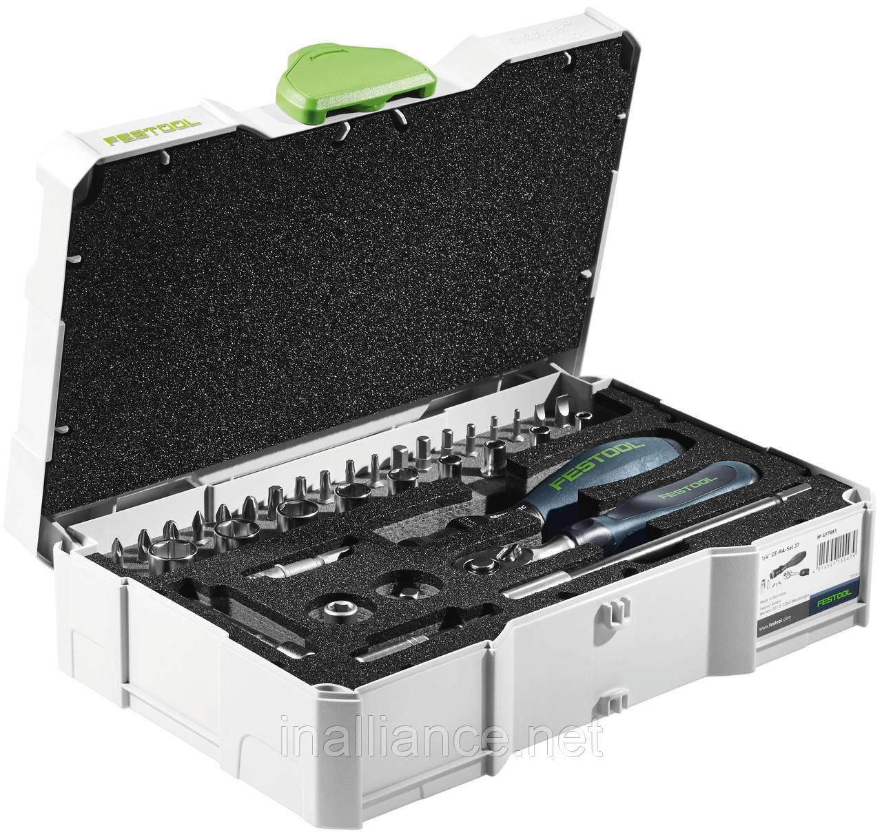 Набор инструмента CENTROTEC в систейнере Festool 497881