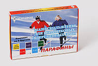 """Парафин лыжный """" Динамо"""", комплект из 5 шт."""