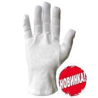 Перчатки официанта белые хб