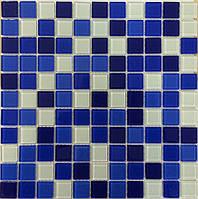 Мозаика стеклянная Cristall Bagama темная