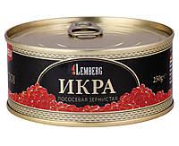 Красная икра Горбуши Lemberg 250 г. Германия!