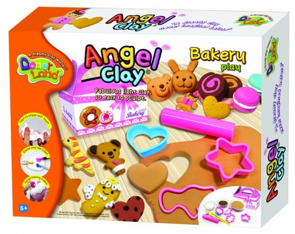 Angel clay - всё лепки