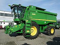 Комбайн  зерноуборочный John Deere S690 Hillmaster