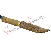 Сувенирный нож 02 Орех
