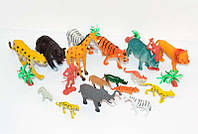 Большой детский набор для игры Животные