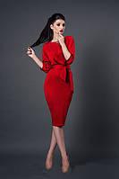 Красивое платье в стиле casual