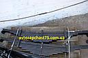 Рессора Камаз 55111 задняя 9-ти листовая (облегчённая из стали) Чуссовский метталургический завод, Россия, фото 4