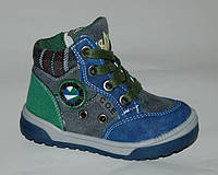 Демисезонные ботинки для мальчиков Солнце арт.PT6706-В (Размеры: 21-26)