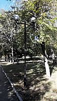Фонарь парковый