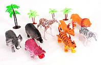 Набор игровой с фигурками животных