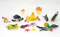 Детский набор игрушек Морские животные