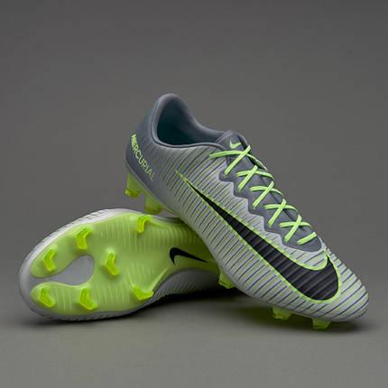 775dc03f Бутсы Nike MERCURIAL VAPOR XI FG 831958-003, Найк Меркуриал (Оригинал),
