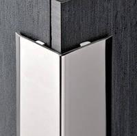 Алюминиевый уголок 20х20х1