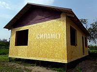 Каркас деревянный для дома, фото 1