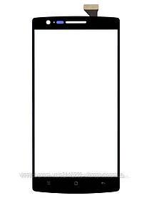 Тачскрин (сенсор) OnePlus One, black (черный)