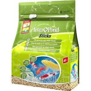 Корм для прудовых рыб Tetra Pond Sticks, 4л 170063