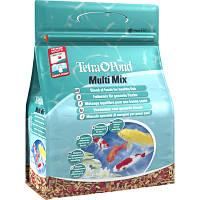Корм для прудовых рыб Tetra Pond Multi Mix, 4 л