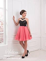 Вечернее, выпускное платье V-065