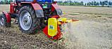 Измельчитель соломы и сена - мульчирователь INO 1,70 м, фото 2