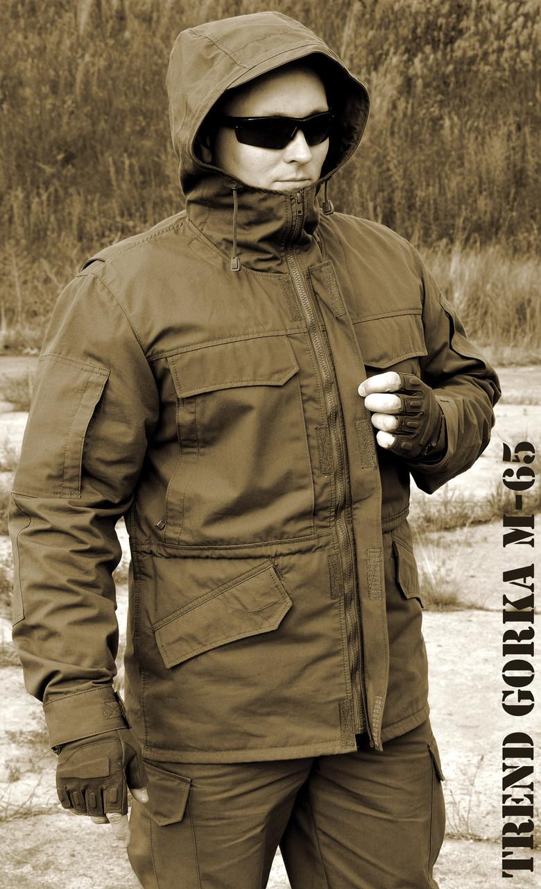 "Костюм-горка ""Тренд М-65"", 100%х/б, ткань палатка"