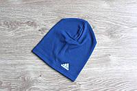 Шапка - чулок Adidas (Blue)