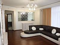 Оригинальный дизайн гостиной № 8
