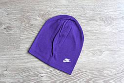 Шапка - чулок Nike (Purple)