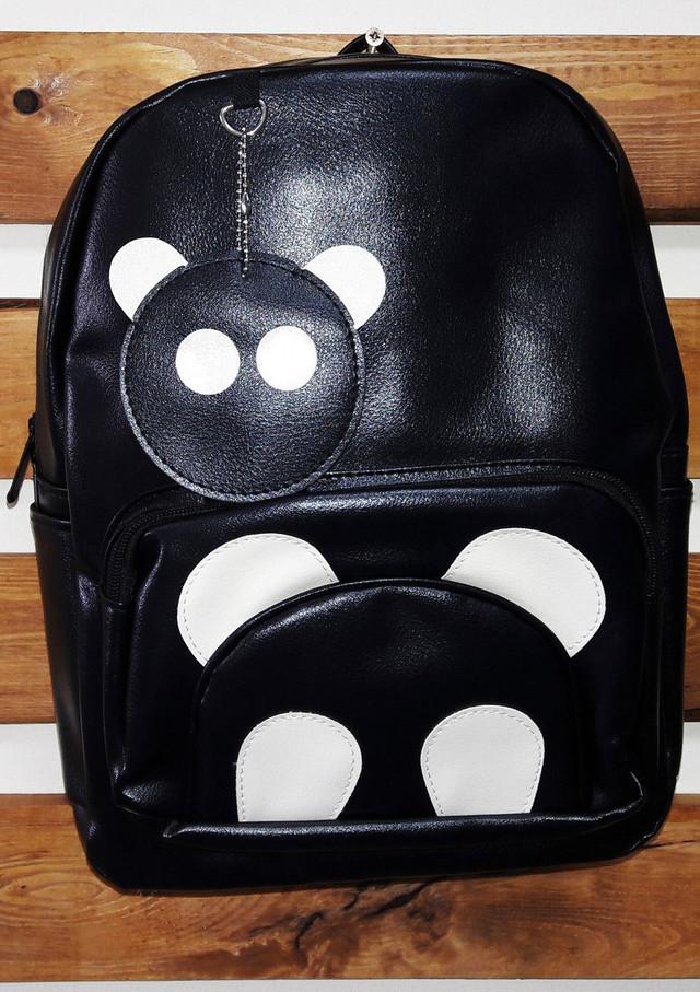 Молодежный рюкзак для девочек Панда
