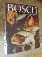 "Книга-альбом ""Hieronimus Bosh"" Босх"