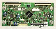 Плата T-CON SHARP RUNTKA 561WJ для LCD панелей