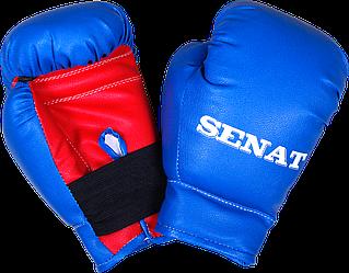 """""""SENAT""""-Рукавиці боксерські 4 унції, шкірзамінник"""