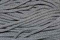 Шнур акрил 10мм (100м) т.серый