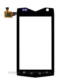 Тачскрин (сенсор) Texet TM-4104R X-Driver, black (черный)