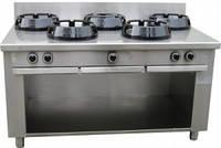 Плита WOK напольная Casta CC/05 (2500х600)