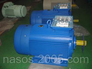 Электродвигатель АИР 355 М2 315 кВт на 3000 об/мин - самый мощный мотор серии АИР